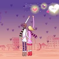 С Днем Влюбленных !