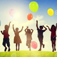 З Днем захисту дітей !